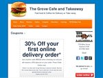 30% off Your 1st Online Delivery Order (Vic, Frankston & surrounding areas)