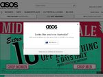 10% off Everything at ASOS.com