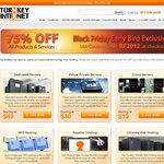 Turnkey Internet - 75% off Black Friday Sale (Hosting/VPS etc etc)