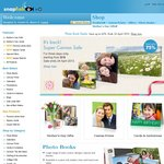 Snapfish Free Standard Mail Delivery & Free Standard Pickup