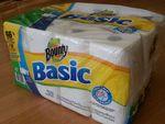 Bounty Basic Paper Towels 12 Pack $15 @ Coles Brunswick VIC