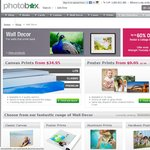 PhotoBox.com.au - up to 60% off Personalised Posters! Prices Start from Just $7.96