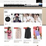 Up to 50% off at Lalashop.com.au Plus Take $7.50 off on Orders $50 or More