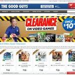 New Super Luigi U Wii U, Pokemon White/BLACK Version 2 DS $10 ea + Other $10 Games @ TGG