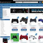PS4 Dualshock Controller - OzGameShop.com - AUD $72.99 Delivered