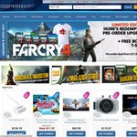 OzGameShop $5 off Any Order with $30 Minimum Spend