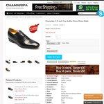 $10 off on Men's Elevator Shoes @ Chamaripa