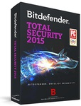 Bitdefender Total Security 2015 6 Month License (100% Discount) Windows Deal