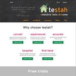 15% off Online NSW Selective Test Trial Papers @ Testah