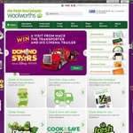 Woolworths Online $10 off $50 Spend or More