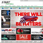 Extra 20% off All Football Boots until Sunday (GMT) Use Code BOOT20 @Startfootball.co.uk