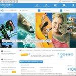Gold Coast 4 Theme Park Pass with Bonus Sightseeing Cruise $104.99 (save $63) via Experience Oz