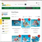 Bestway Pool Toys & Floats Including Whales, Sharks, Crocodiles and Lobster Styles from $2.75 + Shipping @ Yardgames