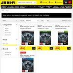 Diablo 3: ROS Ultimate Evil Edition PS4/XB1 $49, Dark Souls II PS4/XB1 $59 @ JB Hi-Fi