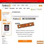 Amino Z EOFY Sale: ON Whey $144.95 + Shaker, Quest Bars $35.96, Ultramyosin Whey 5lbs $44.95