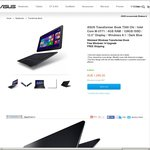 Windows Transformer Book T300 Chi Direct from ASUS - $1,099