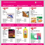 Costco Catalogue 14 August - 30 August 2015: $50 iTunes Gift Card for $39 (Membership Required)