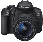 Canon 700D Single Lens Kit $629.30 ($529.30 after $100 Cashback) @ Dick Smith eBay + Free C&C