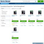 COD Ghosts $5, NBA 2K14 $5, Infamous Second Son $28, Elder Scrolls $38, The Order $38 + More @ Harvey Norman