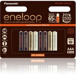 Eneloop AAA Chocolate $24.20, Family Pack DickSmith C&C Available $39