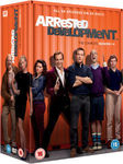 Arrested Development - Seasons 1-4 (Region 2) - $17.13 Delivered @ Zavvi