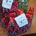 6x300ml Coke Bottles $2.49 (41c Each) @ Canberra IGA