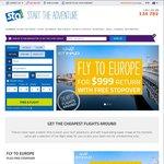 Under 30's: Etihad SYD/MEL/BNE/PER-Dublin Return $999 + Free Stopover w/ Hotel in Abu Dhabi