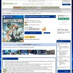 Battleborn PS4 $32.36 Delivered (Asian Version) @ Play Asia