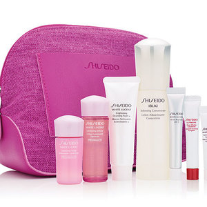 Beauty Gift with Purchase at Myer – Shiseido (instore only) and Stocktake Sale - OzBargain