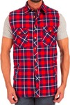 Milton Lined Vest $4.95ea (+ $10.00 Capped Shipping) (Were $19.95) + Sherpa Lined Adventureline Vests and Shirts @ Lightline