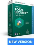 Kaspersky Total Security 2016 3 Devices, 2 Years - Email Key - $29 @ SaveOnIT