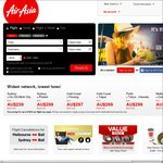 AirAsia 30% off All Destinations (Via Mobile App Only, Travel Period 3 May - 24 Aug 2017)