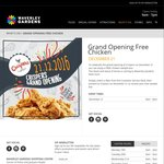 Free Chicken Sample Box, Crispers Grand Opening, Dec 21- Waverley Gardens Mulgrave (VIC)