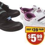 Ladies Dunlop Volley Casual Shoes $5.99 at Dimmeys