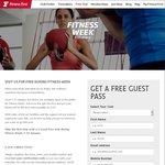 Free Fitness Week 9-15 Jan @ Fitness First