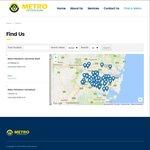 9kg Gas Bottle Refills $11.99 @ Metro Service Station (Williamtown, NSW)