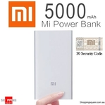 Xiaomi 5000mAh Slim Power Bank $17.90 Delivered @ Shopping Square