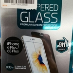 Woolworths - Odoyo Tempered Glass Screen Protector for iPhone 6 Plus $6