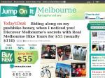 Discover Melbourne's secrets with Real Melbourne Bike Tours for $55 (usually $110)