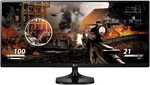 "34"" LG 34UM58-P UltraWide IPS LED Gaming Monitor, BONUS Ghost Recon Wildlands Game $545 + Shipping @ Computer Alliance"