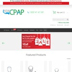 10% off CPAP Machine and Products