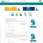 Save 50% ESET End of Financial Year Sale - ESET NOD32 $19.98, ESET Internet Security $29.98, Multi-Device from $42.48 @ Buy Eset