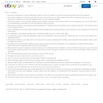 eBay - $5 off $20 Spend with eBay App