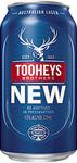 Tooheys New Cans 375ml Case of 24 C&C @ Dan Murphy's for $17.99 eBay
