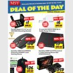 Razer Orochi 8200 Chroma Bluetooth Mouse $26, Partlist 4 Bay SSD Mounting Bracket $1 & More @ MSY Technology