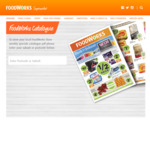 FoodWorks: Coke Cans 30 Pk $15.99 (53c/Can), Celebrations $12.49, Abbotts Bread $3.40