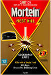 Mortein Nest Kill Cockroach Baits 12 pk $6.60 (RRP $11) In-store @ Big W