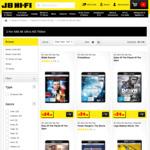 2 for $40 4K Blu Rays @ JB Hi-Fi