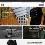 10% off at DC Shoes