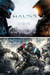 Gears of War 4 + Halo 5 (Xbox One, Download) for $44.95 from Xbox.com